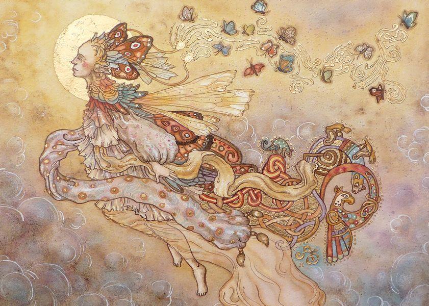 The Butterfly Queen By Rosie Lauren Smith