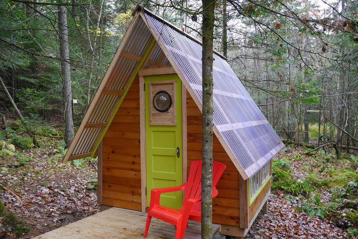 18 Small Cabins You Can DIY or Buy for $300 and up
