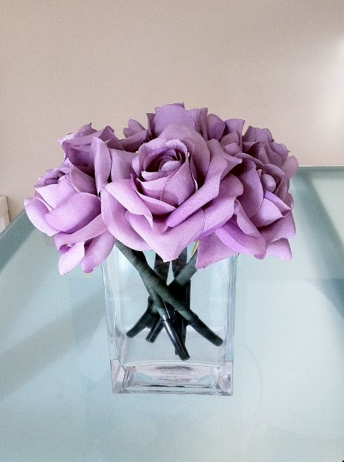Turn our glass of pens into a bouquet home pinterest flower beautiful floral pens for reception table favors mightylinksfo