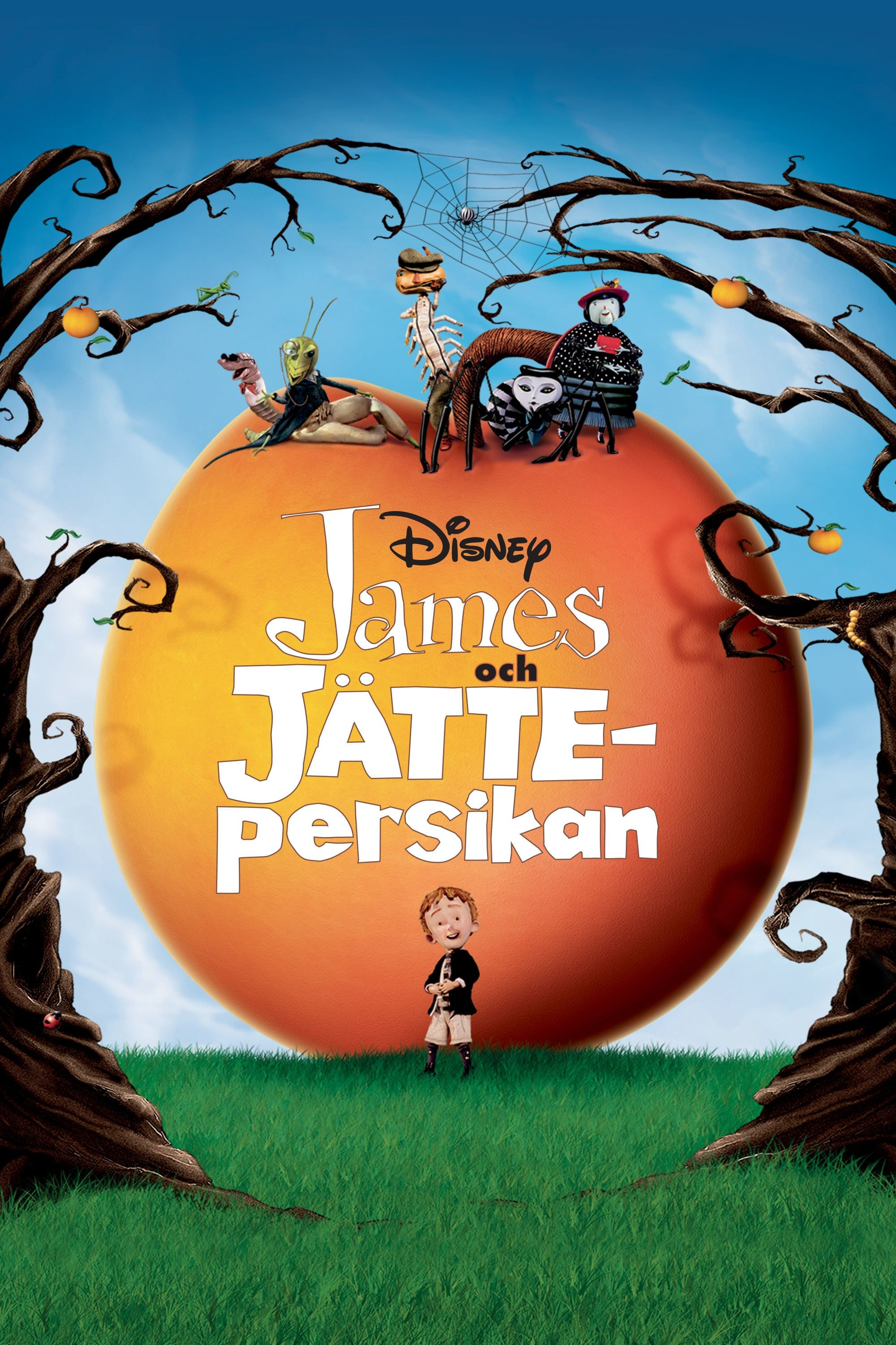 James And The Giant Peach P E L I C U L A Completa 1996 G