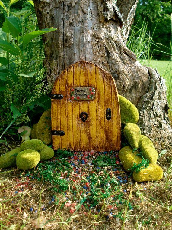 Fairy Door Large Odina Nights Door    Die by FairybehindtheDoor, $40.00