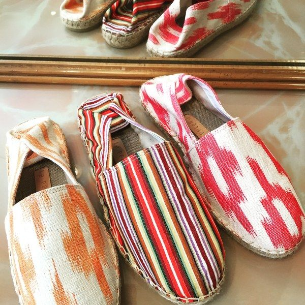 Your Perfect Summer Espadrilles, Straight from Spain