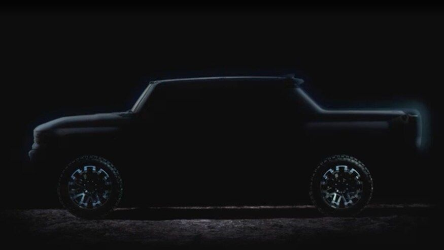 Gmc Drops More Details About Its 2022 Hummer Ev Pickup And Suv In