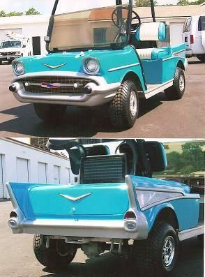 Custom golf cart complete body kits do it yourself kits ez go club wouldnt this be a memorable tour ride custom golf cart complete body kits do it yourself kits ez go club car 57 chevy ebay solutioingenieria Gallery