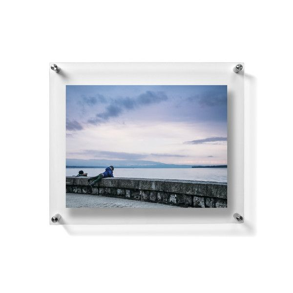 double panel floating picture frame $80.13 18x15x1   Artwork ...