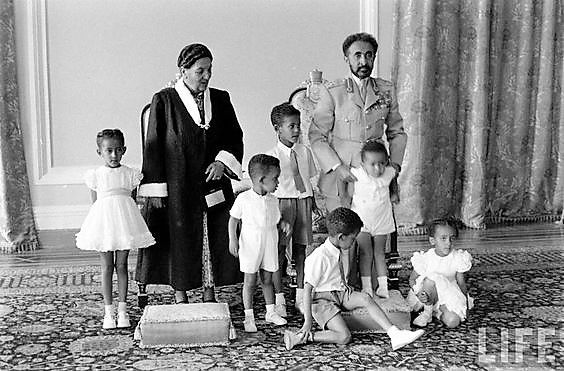 The Ethiopian Royal Family  | BLACK HISTORY | African