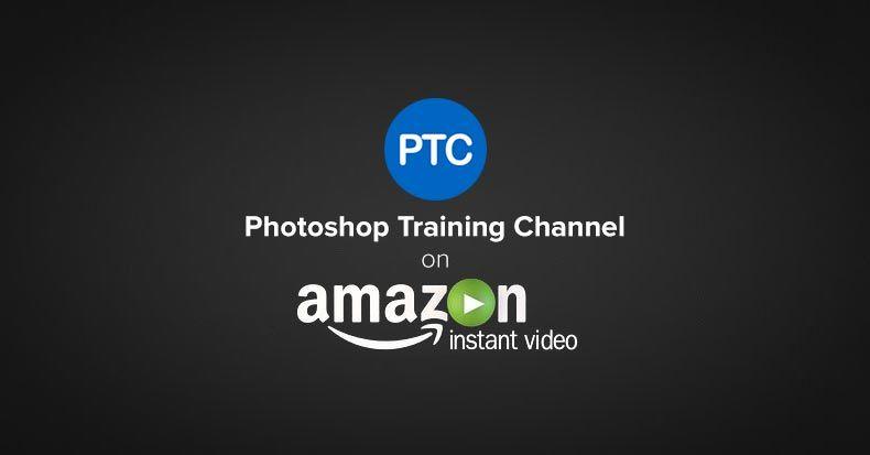 Free Photoshop Tutorials on Amazon Instant Video