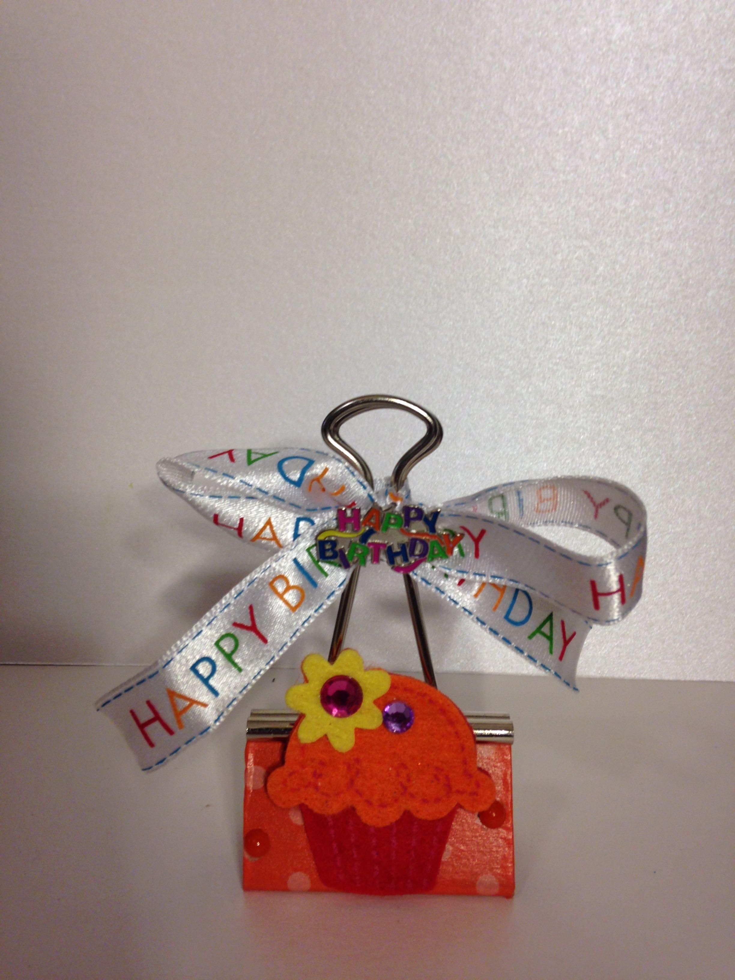 BINDER CLIP DECORATION Bazaar crafts, Paper clips diy