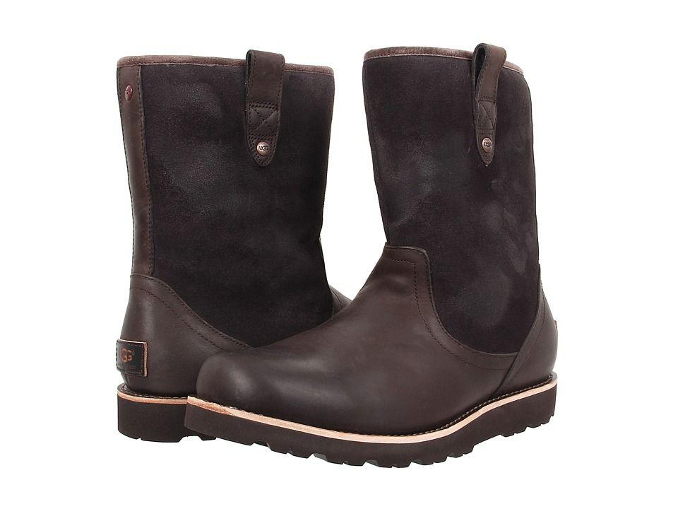 UGG Stoneman Tl Mens Grey Boots