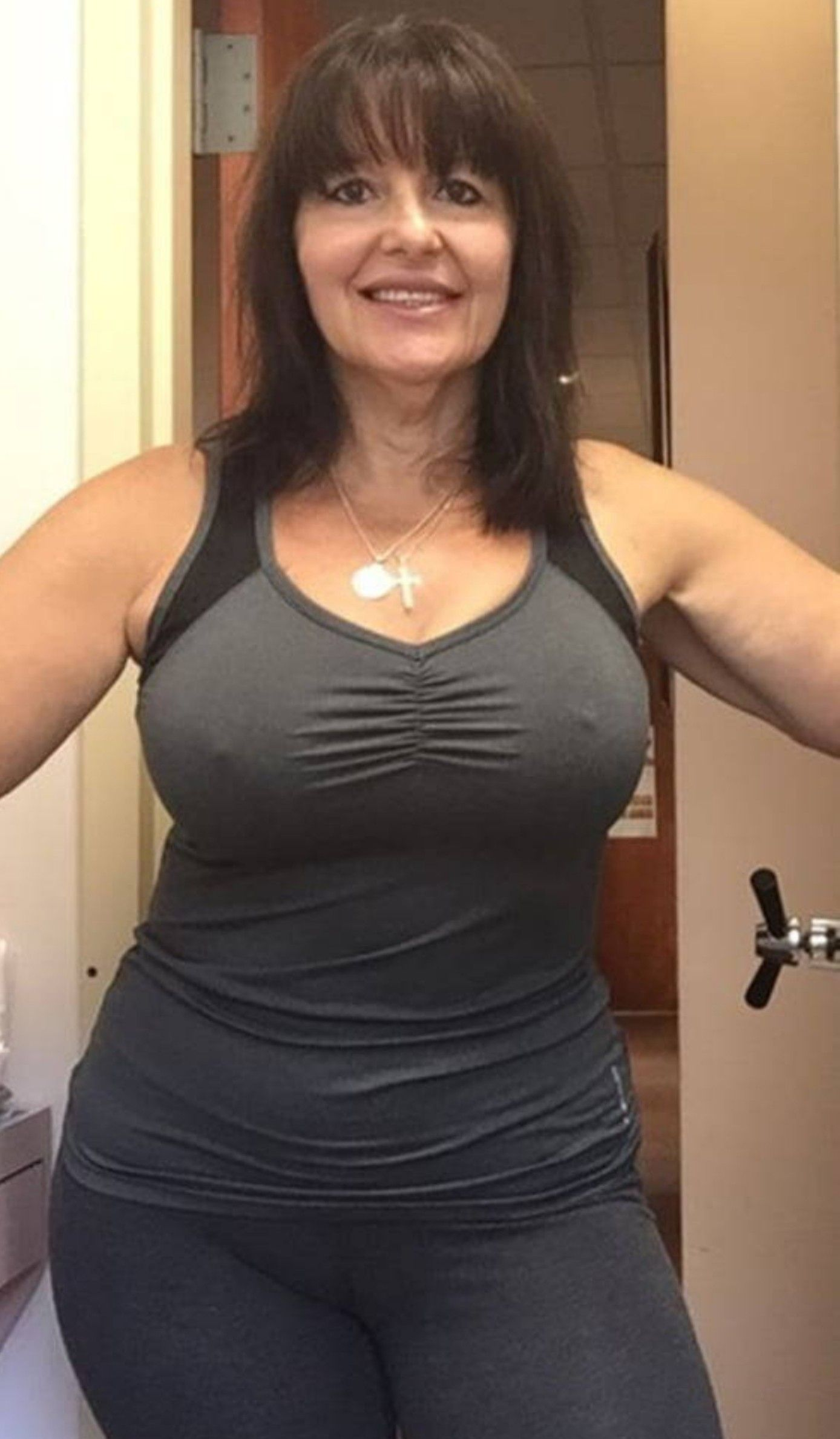 Older sexy woman