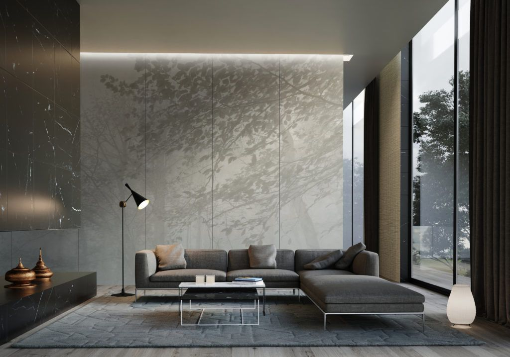 Concreo With Images Modern Houses Interior Home Living Room