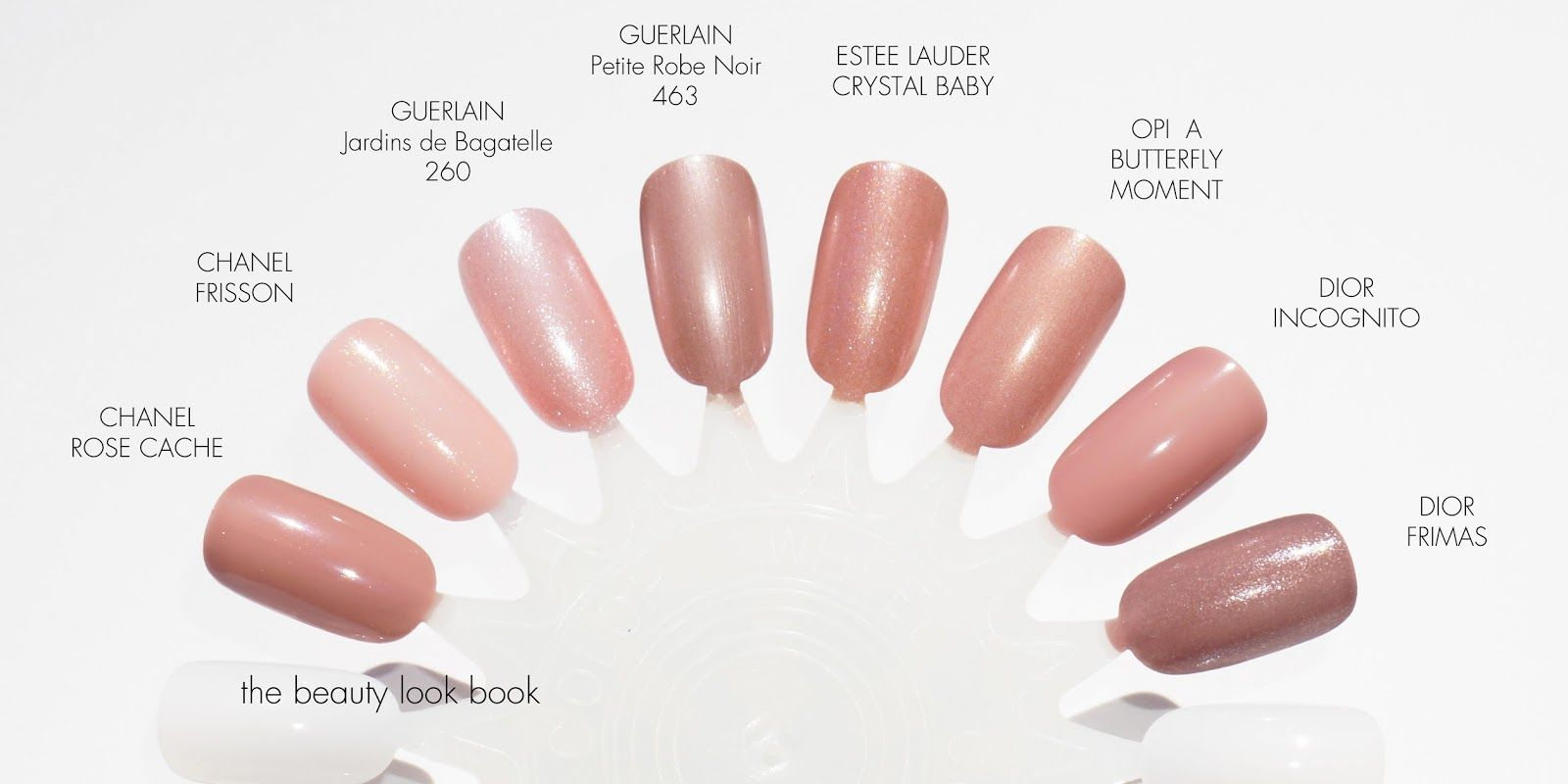 The Beauty Look Book: Estee Lauder Crystal Baby Collection | Nail ...