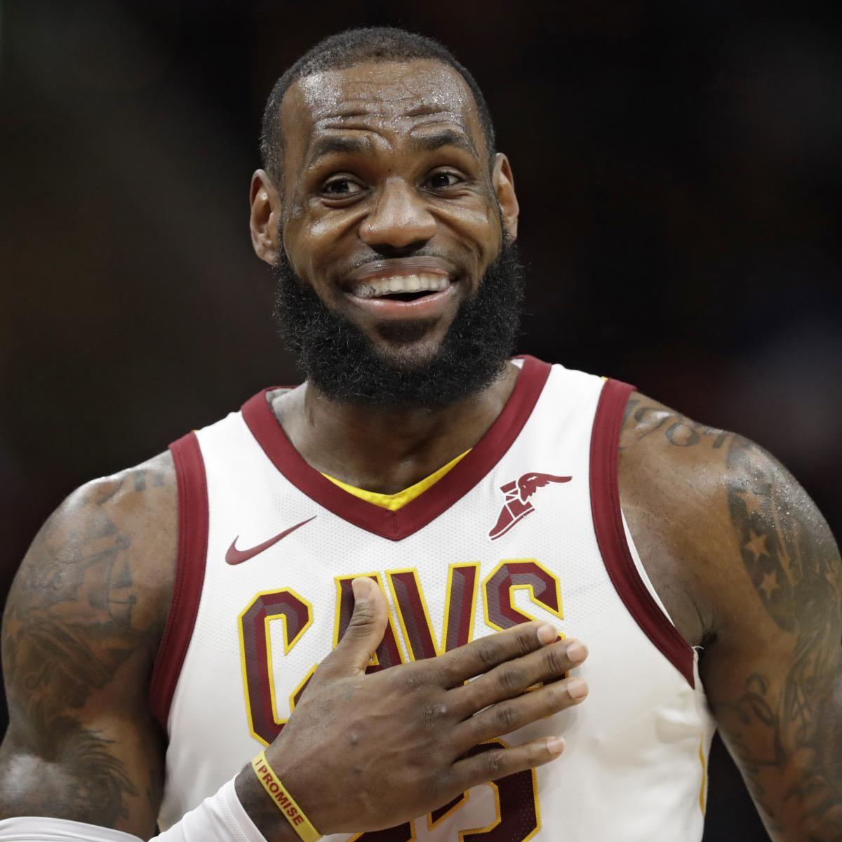Lakers Fan Buys Billboards Recruiting LeBron James to LA