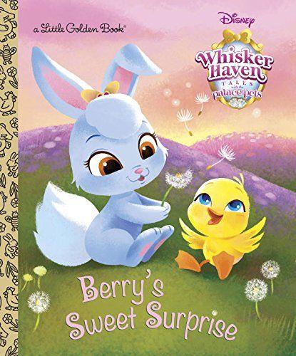 Robot Check Little Golden Books Palace Pets Disney Princess Books