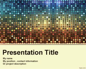 fancy powerpoint template is a free template for fancy, Modern powerpoint