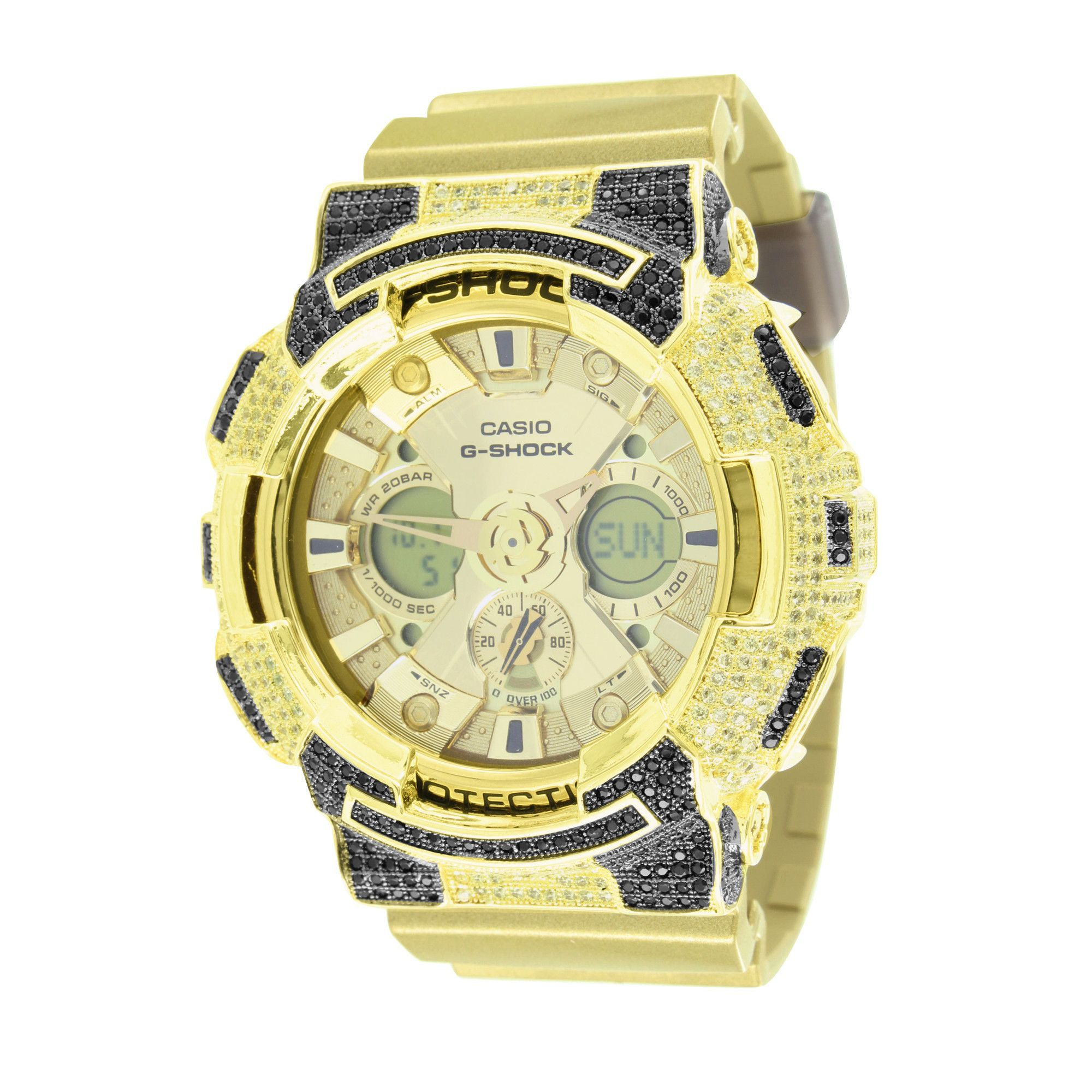 casio watches resin watch analog gold casual mens band dial classic