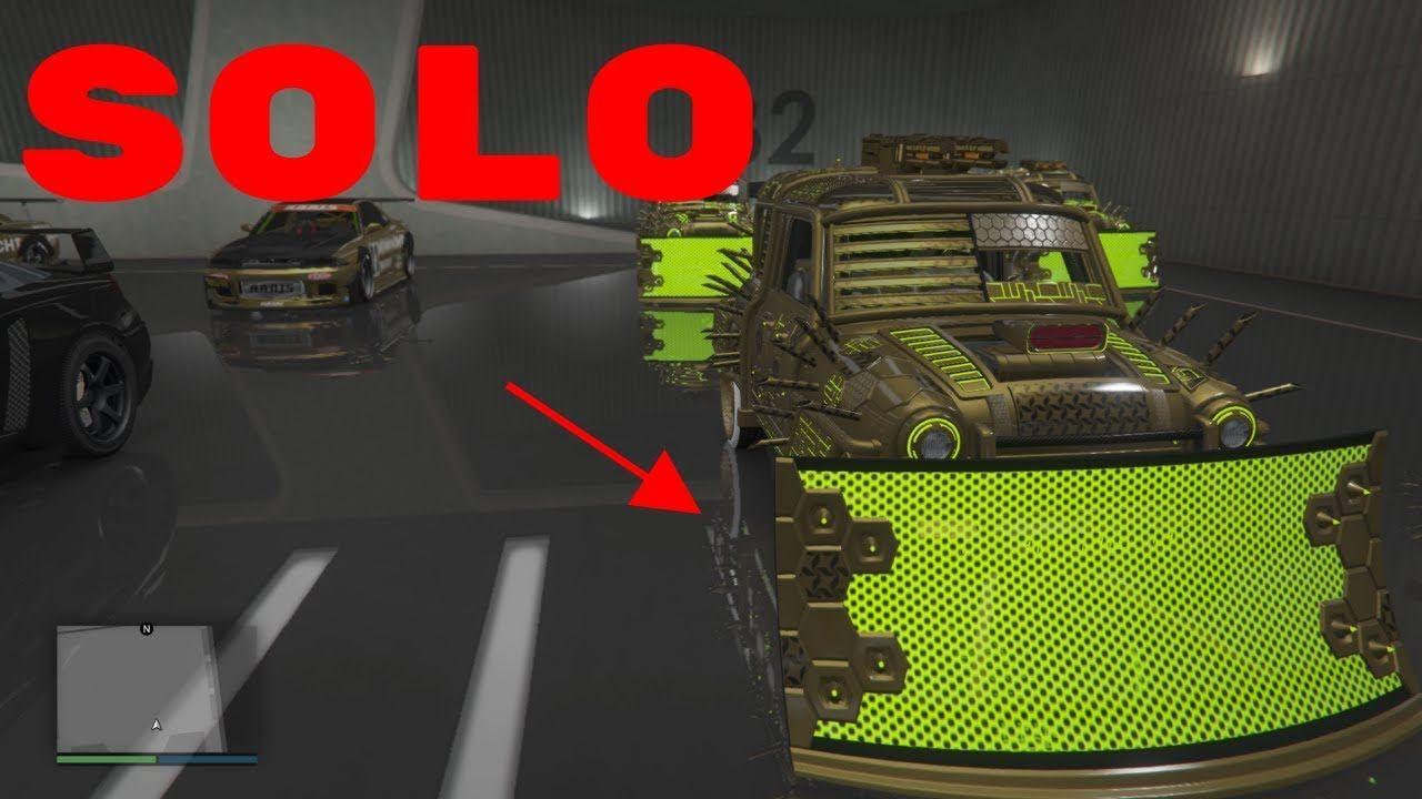 NO ARENA* GTA 5 SOLO MONEY GLITCH-SOLO CAR DUPLICATION