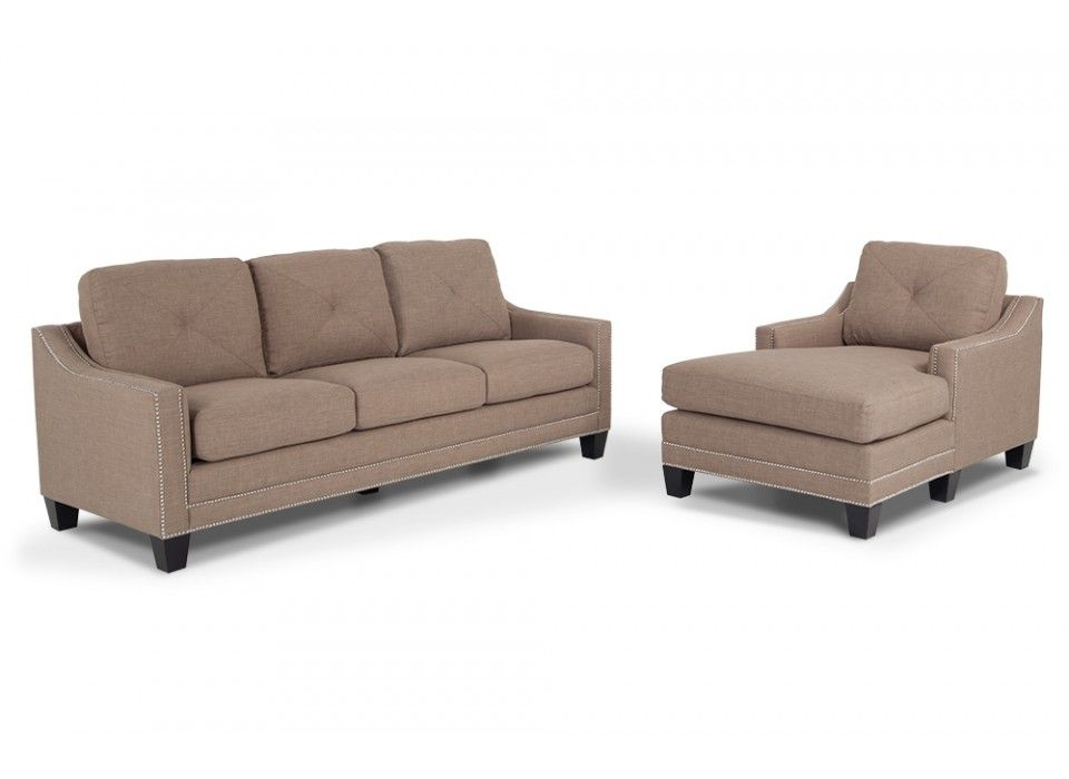 Annie 90  Sofa u0026 Chaise Chair | Annie | Living Room Collections | Living Room  sc 1 st  Pinterest : bobs furniture chaise - Sectionals, Sofas & Couches