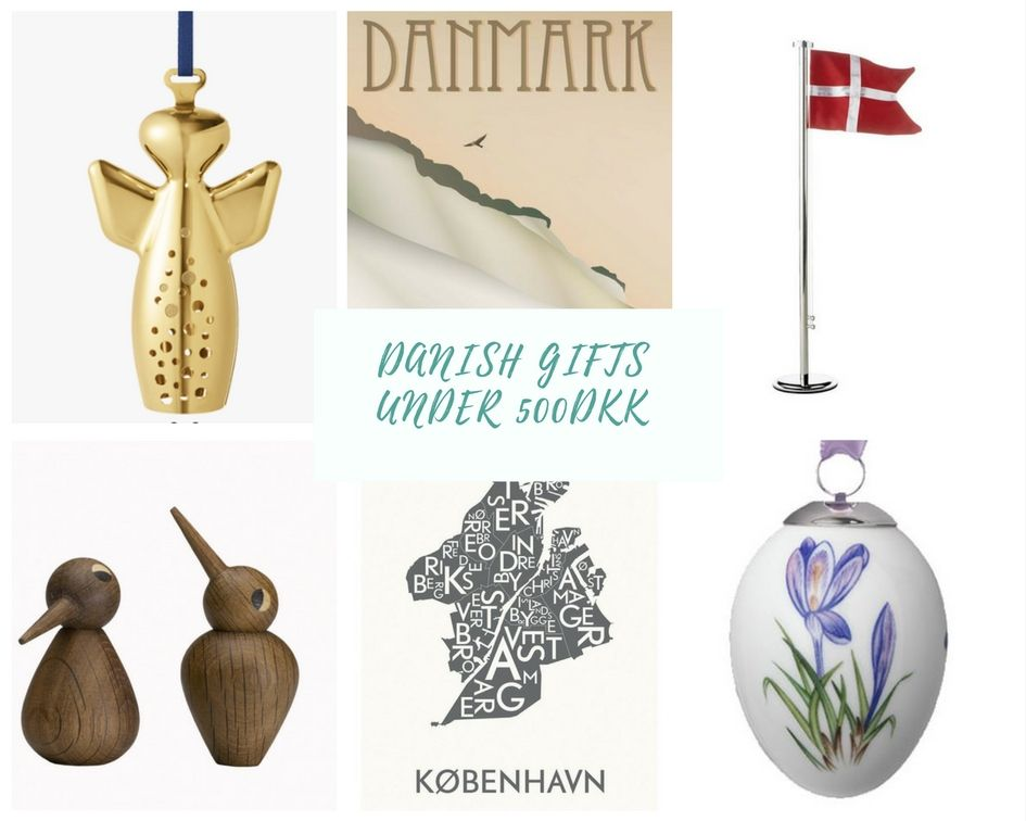 what are traditional danish christmas gifts