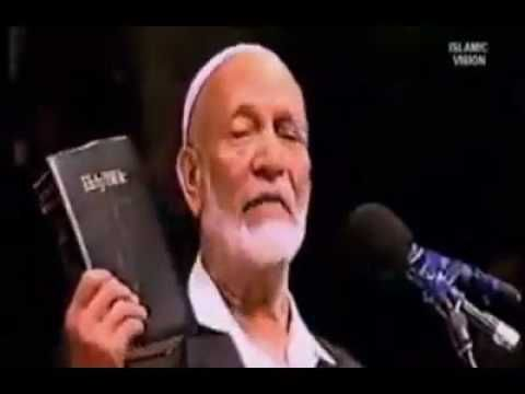 Sheikh Ahmed Deedat Legend of times Best speech Listen and share