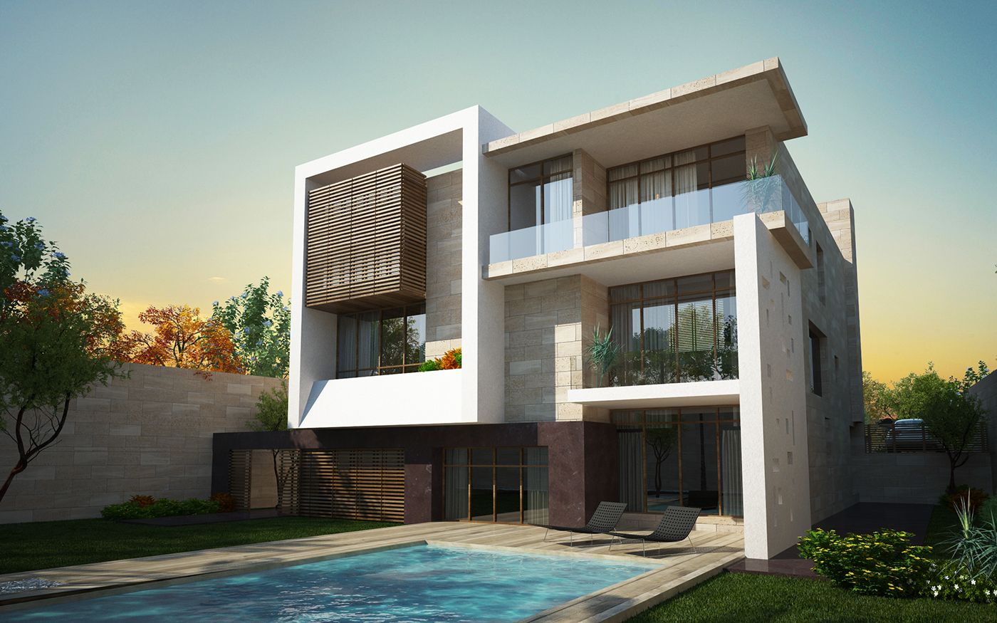 Top 10 houses of this week 27062015 architecture design for Free home architecture design