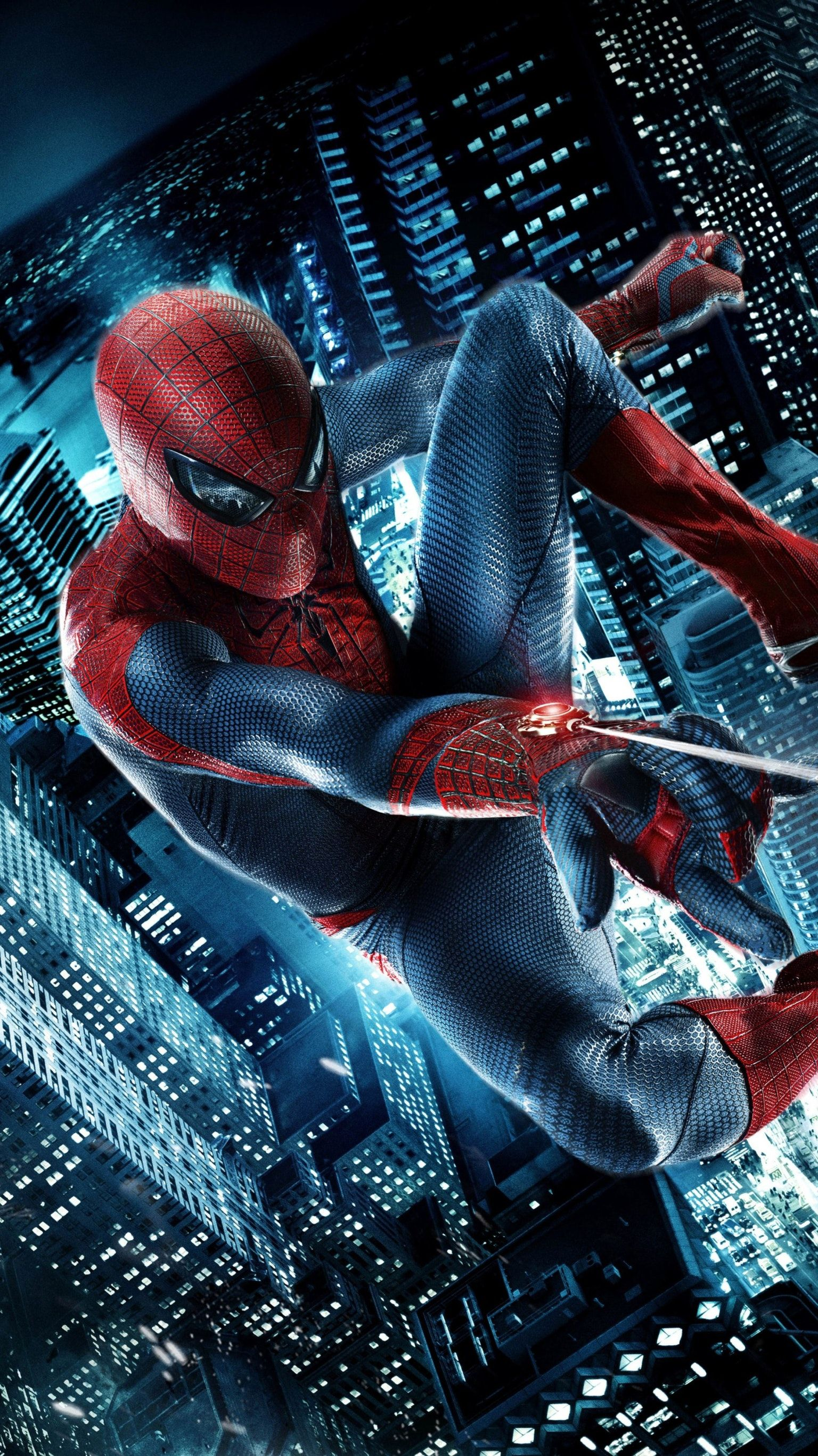 The Amazing Spider Man 2012 Phone Wallpaper Action Spiderman