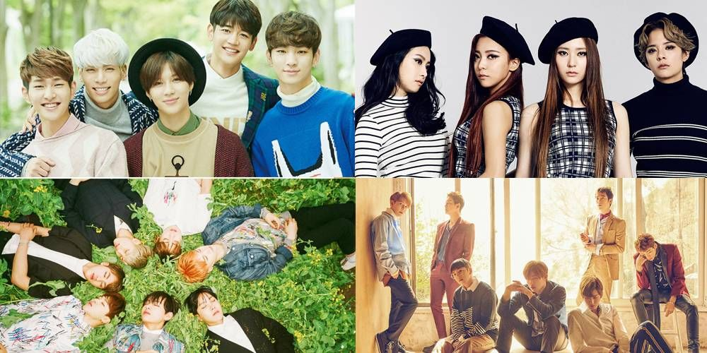 The 1st ever 'KCON 2016 France' reveals impressive lineup!   allkpop