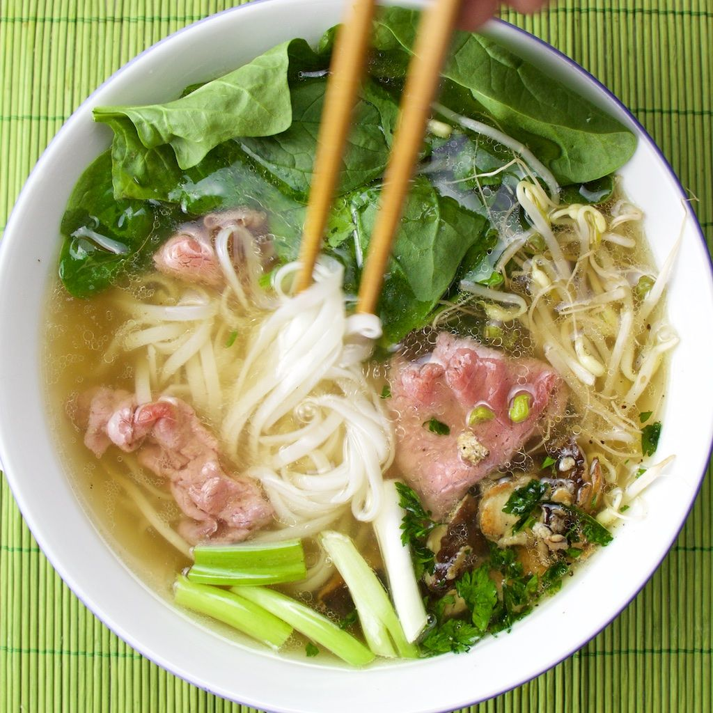 Pho Bo soups are such a delicious, delicate and unique dish already, but adding…