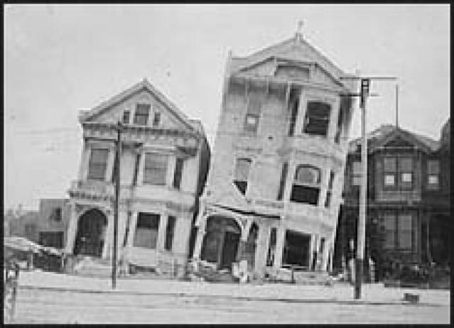 The Earthquake and Fire That Destroyed San Francisco in 1906