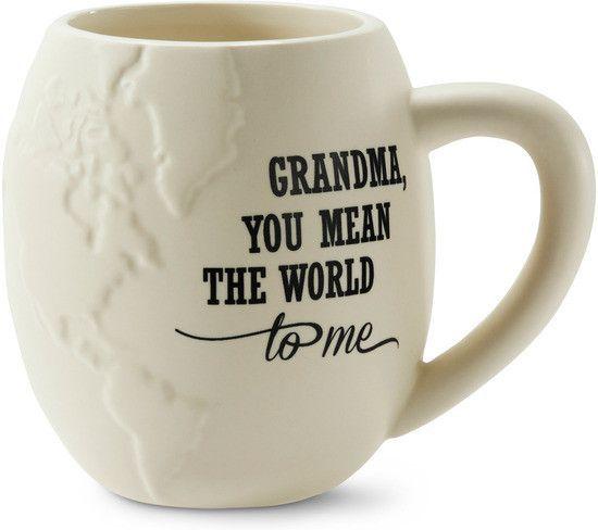Grandma you mean the world to me