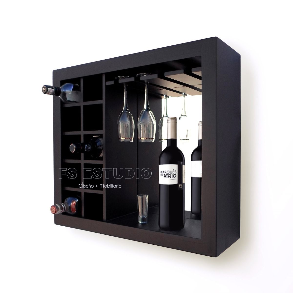 Muebles Licoreras Pared - Cava Cantina Mueble Contemporane Para Vinos Copas De Pared [mjhdah]https://http2.mlstatic.com/mueble-bar-licorera-de-pared-con-paneles-de-vidrio-D_NQ_NP_803136-MLV26718495720_012018-F.jpg