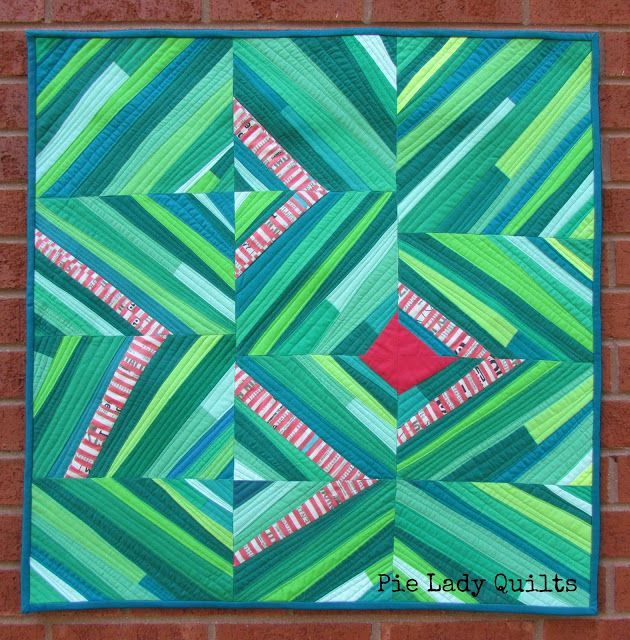Over There: Pie Lady Quilts
