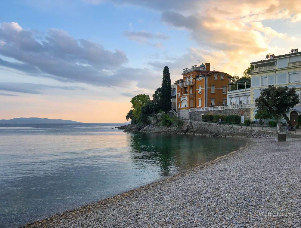 Strolling The Lungomare Promenade From Opatija To Volosko Croatia Travel Road Trip Itinerary Croatia Vacation