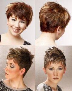 Short Layered Chin Length Bob Quick easy hairstyles 238x300 How to Quick and Easy Style Short Layered Hair