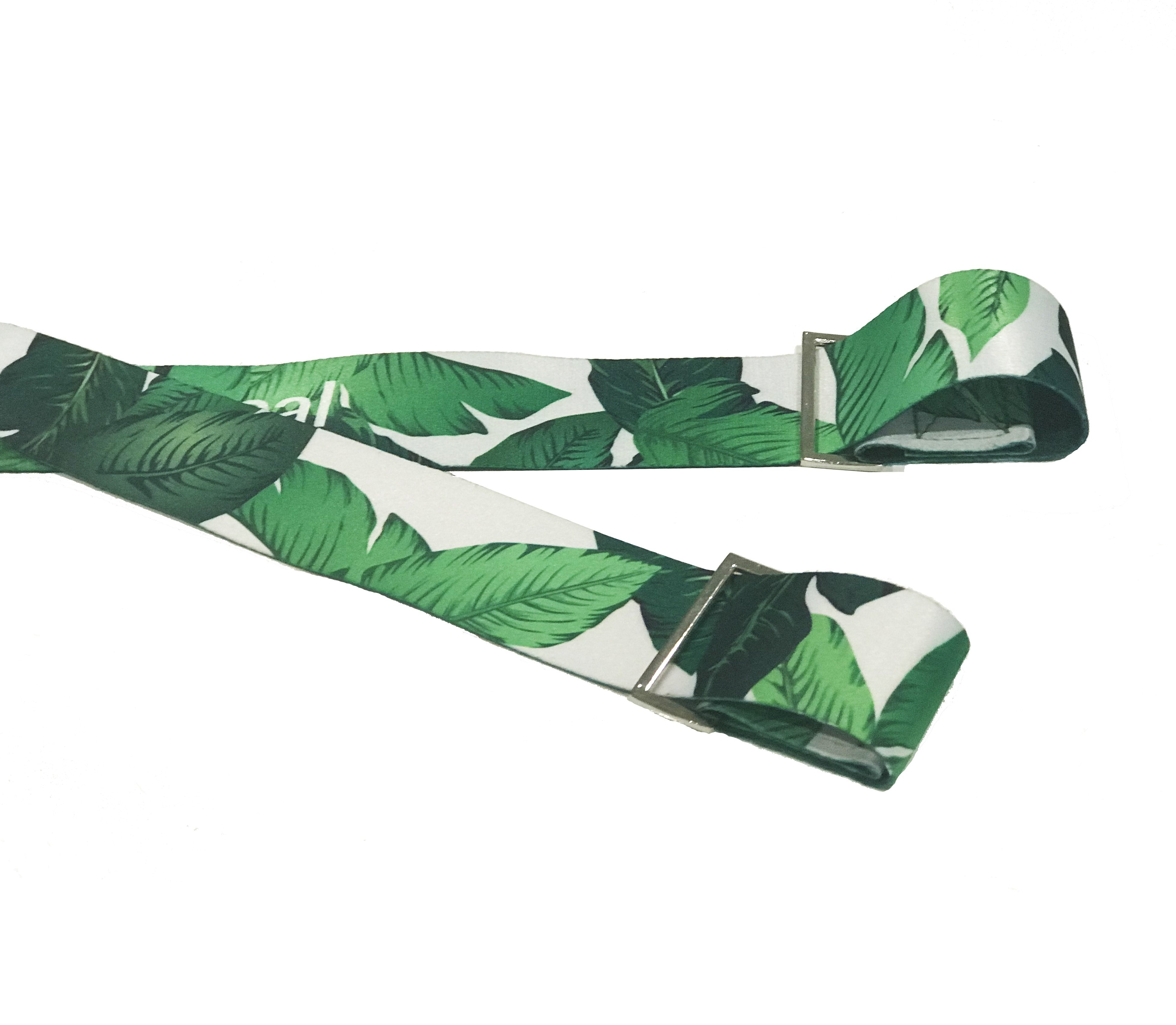 Banana Leaf Yoga Mat Carry Strap Products Exercises Cleaner