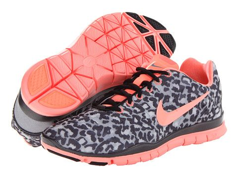 nike wmns free tr fit 3 leopards