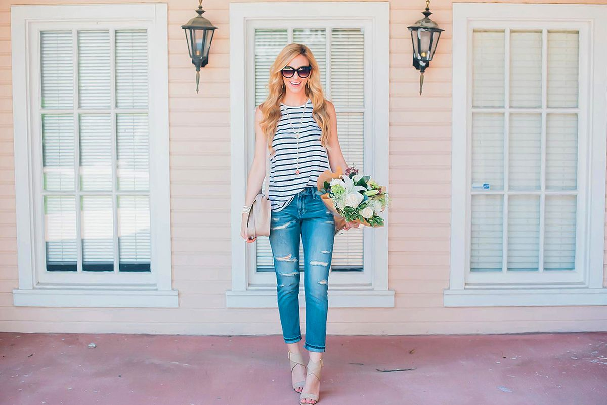 The 4 Basic Wardrobe Pieces I Have On Repeat | A Pinch of Lovely | Southern Fashion & Style Blog