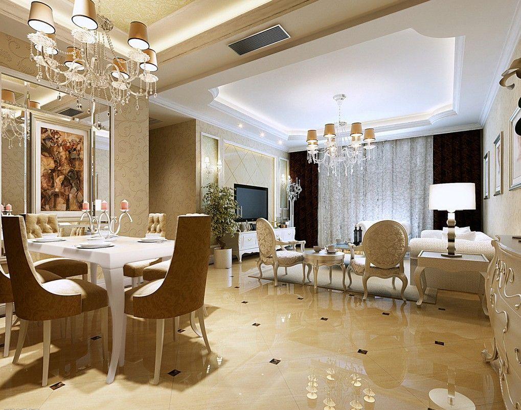 European interior home design european luxury dining for European interior design