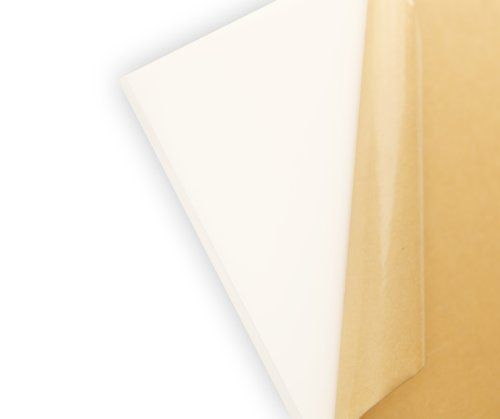 Cast Acrylic Sheet Translucent White 12 X 12 X 0 236 Size 2015 Amazon Top Rated Plastic Sheets Biss Cast Acrylic Sheet Acrylic Sheets Cast Acrylic