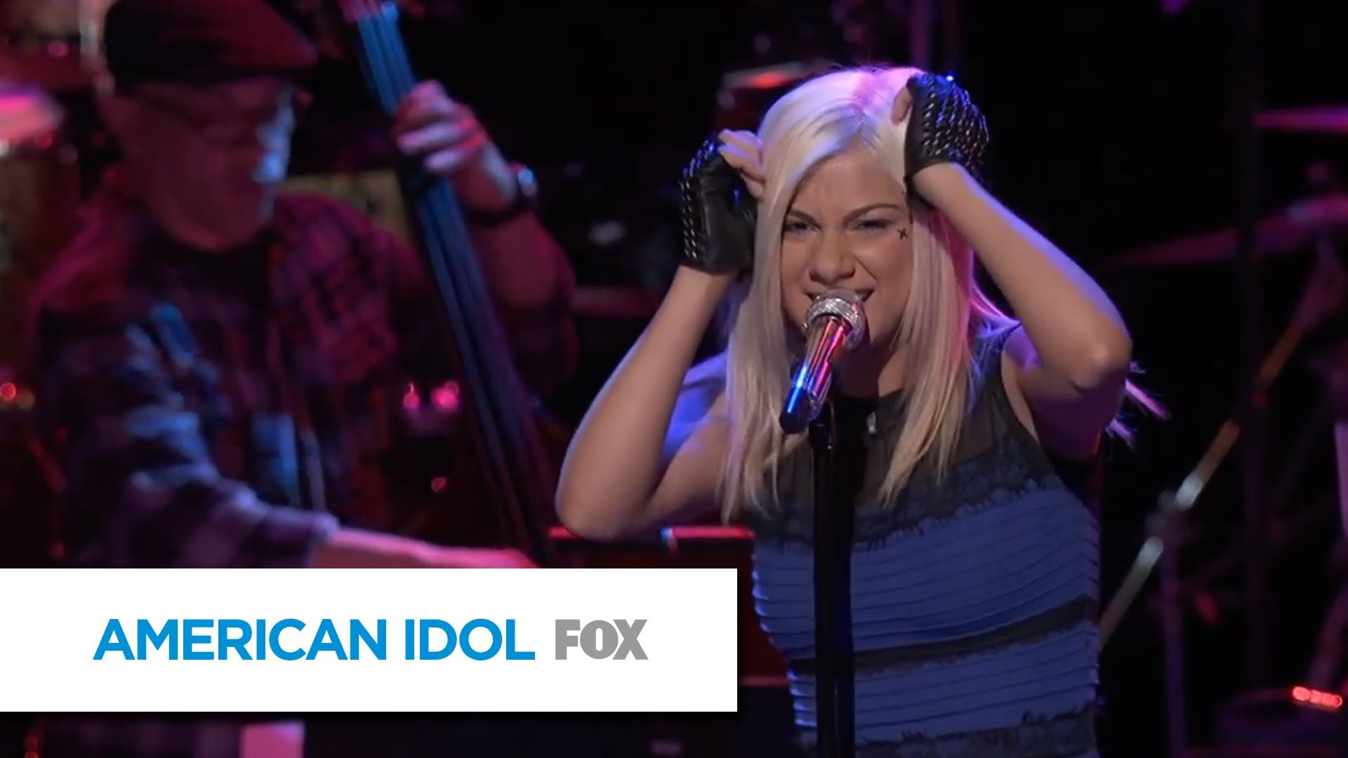Top 8 Girls Jax American Idol Xiv Ain T No Mountain High Enough American Idol Songs American Idol American Idol Season 14