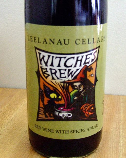 Witches Brew ~ Leelanau Cellars Michigan