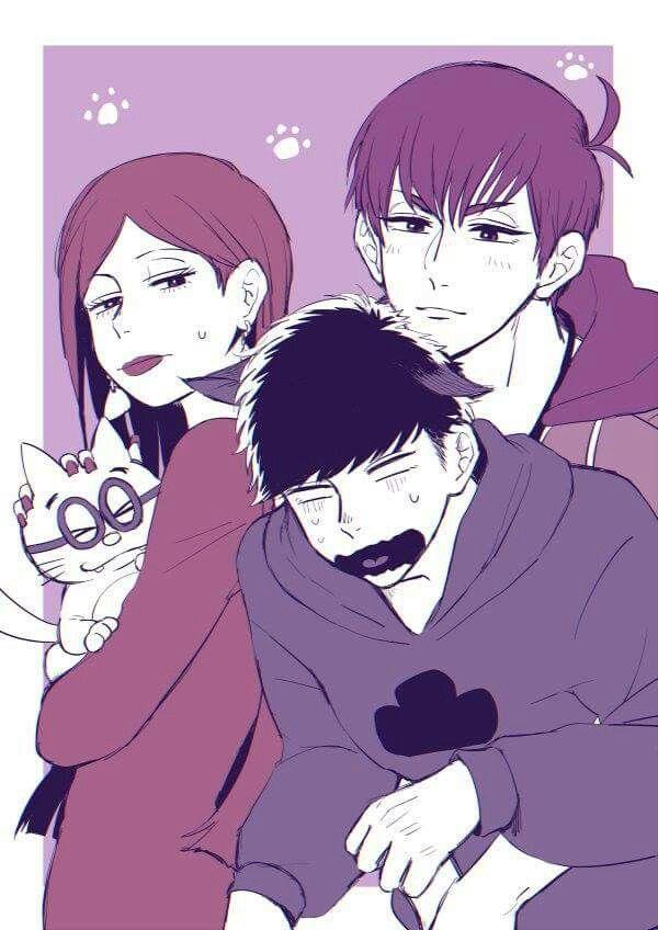 Osomatsu-san Ichimatsu, Ichiko and Ichimatsu F6