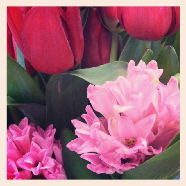 pink + red {BeSoStyle instagram}