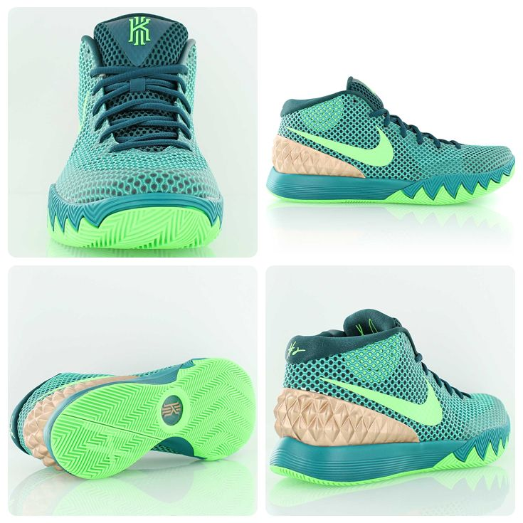 Up High From Down Under The Nike Kyrie 1 Australia Custom Nike Shoes Sneakers Basketball Shoes