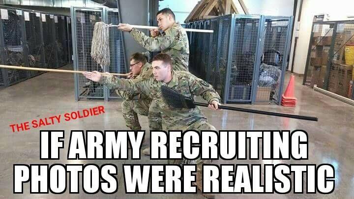 13 Funniest Military Memes For The Week Of Jan 13 We Are The Mighty Military Humor Military Memes Army Humor
