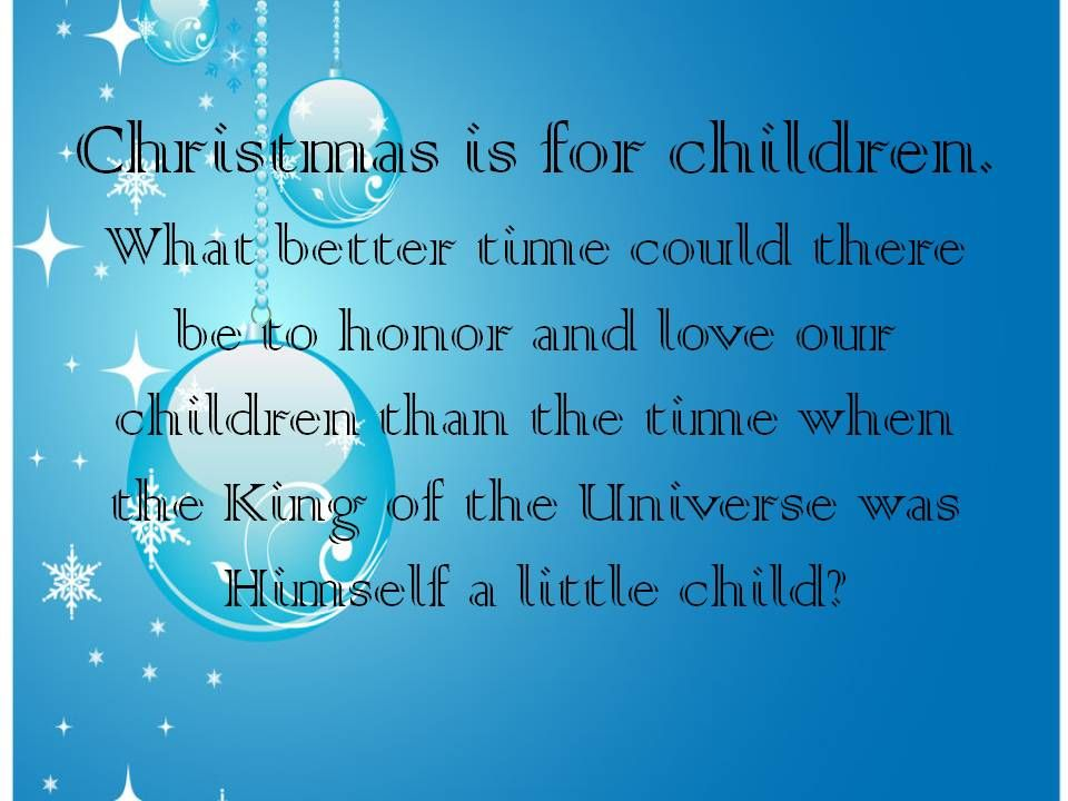 quotes about christmas and children | Christmas Quotes | Positive ...