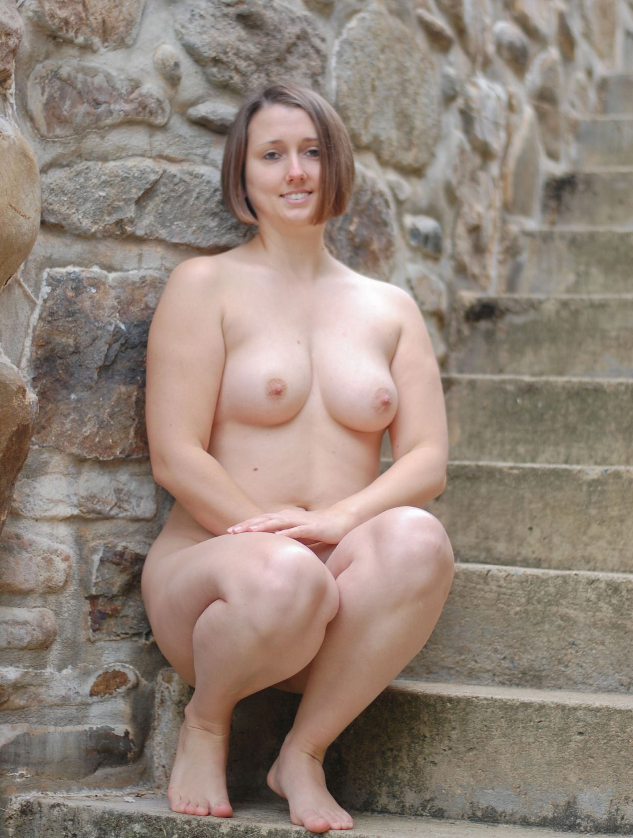 Found wife nude