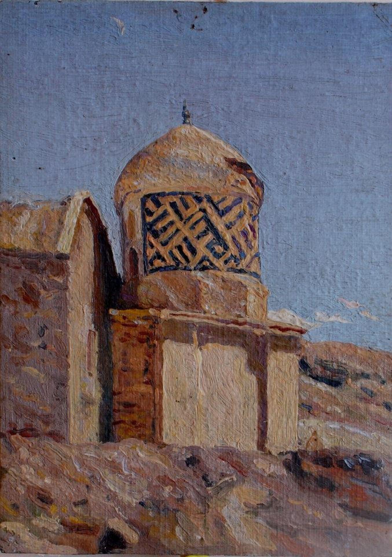 Bəhruz Bəy Kəngərli Painting Art Painter