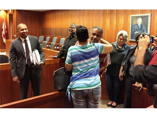 Equal Justice Initiative Wins Release Of Anthony Ray Hinton Tomorrow Good Friday Blog Talk Radio Good Friday Equality
