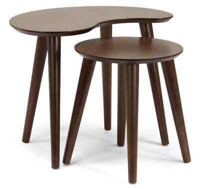 House of Fraser Brand New (Pied A Terre Hayward) Nest Table / Nest